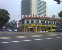 Komala's at 332 Serangoon Road