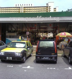 Temp Whampoa Food Centre 90,91